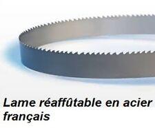 Lame de scie à ruban 2490 mm largeur 15 pour Leman SRU355