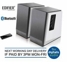 Edifier R1700BT White Active Bluetooth Speakers Bookshelf Stereo TV MAC PC