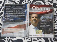 DVD - OBAMA UN SOGNO AMERICANO