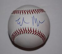 Elon Musk Signed Autographed MLB Baseball TESLA SPACE X PSA/DNA COA