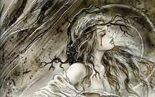 LUIS ROYO  POSTER PRINT #401285  11 x 17 inches