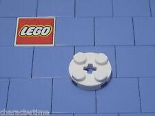 LEGO 4032 2x2 PIASTRA ROTONDA BIANCO X 5 ** Nuovissimo LEGO **