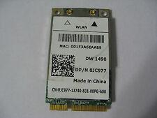 Dell XPS M1530 Series DW1490 DW 1490 Wireless Card BCM94311MCAG JC977 (K6-08)