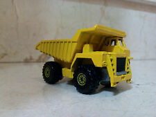 Hot Wheels 1979 CATERPILLAR C777- CAT DUMP TRUCK Vintage Entero METAL