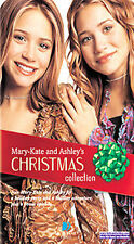 Mary-Kate and Ashley's Christmas Collection [VHS]