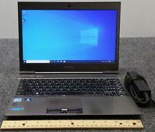 """Toshiba Portege Z930 13.3"""" Laptop Core i7-3667U, 6 GB RAM, 128 GB SSD w/Adapter"""