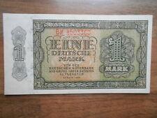 Banknote/Geldschein DDR    1 Mark 1948   selten  TOP