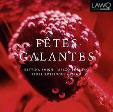 Bettina Smith Einar Rttingen - Fêtes Galantes [CD]