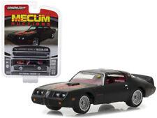 Greenlight 1/64 MECUM Series 2 - 1979 Pontiac Trans Am - BLACK - 37140-F