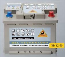 Batteria accumulatore GEL GB12 – 100 A 12 V