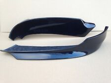 BMW E90 E91 LCI FRONT BUMPER CORNER LIP SPOILER SPLITTER 09 ONWARD MODELS UK