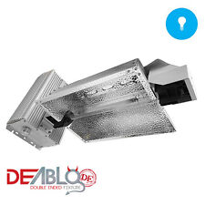 DeAblo 1000w Double Ended Fixture - Grow Light Reflector and Ballast in one