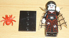 Lego Sammelfigur Serie 14 Spinnenfrau als Vampier
