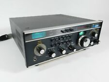 Drake R7A Ham Radio Receiver w/ Noise Blanker + Filters (works great) SN 3489