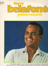 Harry Belafonte - golden records, LP, angelina, round the bay of mexico, star-o