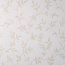 Sale Special Sale Special Superfresco Leaf Motif Ivory Wallpaper (Was £14)