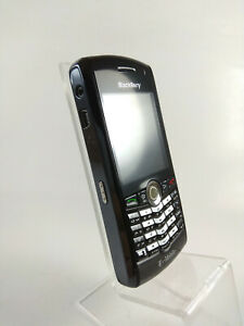 BlackBerry Pearl 8100 - Black (T-Mobile) Smartphone Exxellent ++  vintage