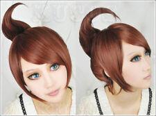 Danganronpa Dangan-Ronpa Aoi Asahina Fashion Hair wigs Short Cosplay Wig