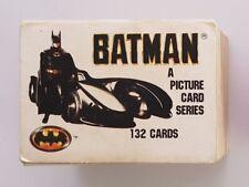 The Best 13 Original 1989 Batman Trading Sticker Cards Mint Dandy Australia Batman Trading Cards