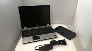 "HP EliteBook 8730w - 17.3"", Core 2 Duo T9400 2.53GHz, 4GB,  ATI Fire GL W Extras"
