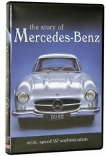 The Story of Mercedes Benz DVD Free postage