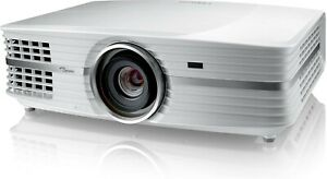 Optoma UHD550x 4K DLP Projektor - wie neu! - OVP - nur ca. 100 Betriebsstunden