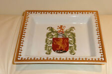 FABIENNE JOUVIN TOZAI COAT OF ARMS DISH _ VERY RARE!