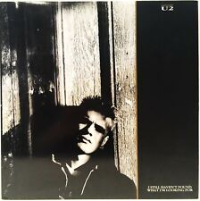U2 1987 I STILL HAVEN'T FOUND WHAT I'M LOOKING FOR 3 SONG 33 VINYL LP RECORD