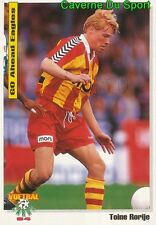 092 TOINE RORIJE GO AHEAD EAGLES NETHERLANDS VOETBAL CARD 94 PANINI
