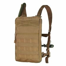 CONDOR TIDEPOOL Water Hydration Carrier Pouch 1.5L Bladder 111030 COYOTE BROWN