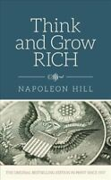 Think & Grow Rich, Hardcover by Hill, Napoleon, Like New Used, Free shipping ...