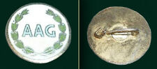 AAG ASOCIACION ARGENTINA de GOLF - GOLF ARGENTINE ASSOCIATION Original Pin 1960