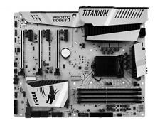 MSI Z170A MPOWER GAMING TITANIUM Z170 1151 LGA ATX M.2 Desktop Motherboard A