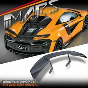 Novitec Style Carbon Fibre Rear GT spoiler wing for McLaren 540C 570S