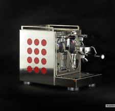 Rocket Espresso Appartamento * Rot * Siebträger * italianfoodlovers . de *
