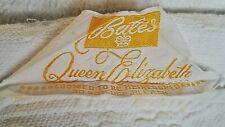"VTG Bates Queen Elizabeth French-Style Matelasse Bedspread 86"" X 110"""