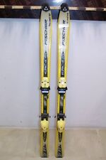Fischer RS Super Carve 120 cm Ski + Tyrolia SL 45 Bindings