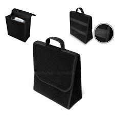 Top Quality Carpet Car Boot Storage Tidy Organizer Bag Trunk VELCRO Strips