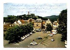 Taunus Germany Postcard Heilklimatischer Hohenluftkurort 1969 Castle