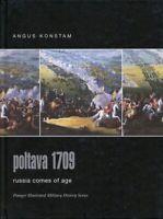 Osprey Poltava 1709: Russia Comes of Age Praeger Hardcover by Angus Konstam U1