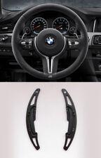 Pinalloy Schwarz Metall Schaltwippen Schaltpaddel Paddle Shifter BMW M3 M4 M5 M6