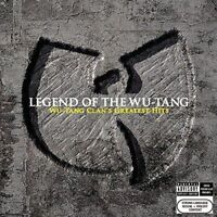 WU-TANG CLAN Legend Of The Wu-Tang Greatest Hits (Gold Series) CD BRAND NEW