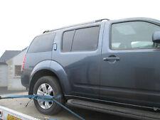 NISSAN PATHFINDER DOOR - REAR RIGHT DRIVER SIDE