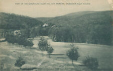 Fayetteville PA * Caledonia Golf Course 13th Fairway * Franklin Co. ca. 1922