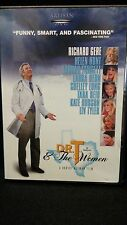 Dr. T and the Women (DVD, 2001, Sensormatic)