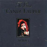 Great Cyndi Lauper BRAND NEW SEALED MUSIC ALBUM CD - AU STOCK