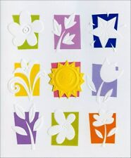 Sun & Flower Panels Friendship Card - Greeting Card by Freedom Greetings