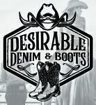 Desirable Denim & Boots