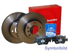 BREMBO+ATE Bremsensatz VA für LEXUS RX