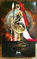 """Athena Barbie Doll Gold Label Barbie Collector Greek Mythology Goddess Series """""""